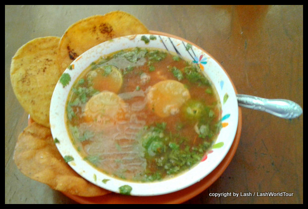 Sopa de Lima - Yucatan - Mexico