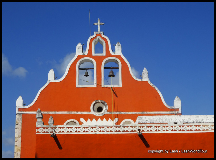 Candelaria Church - Valladolid