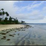 Playa Sardinera beach on north coast of Puerto Rico