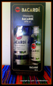 Bacardi deal in Mexico