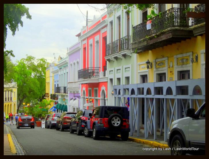 Old San Juan -Puerto Rico
