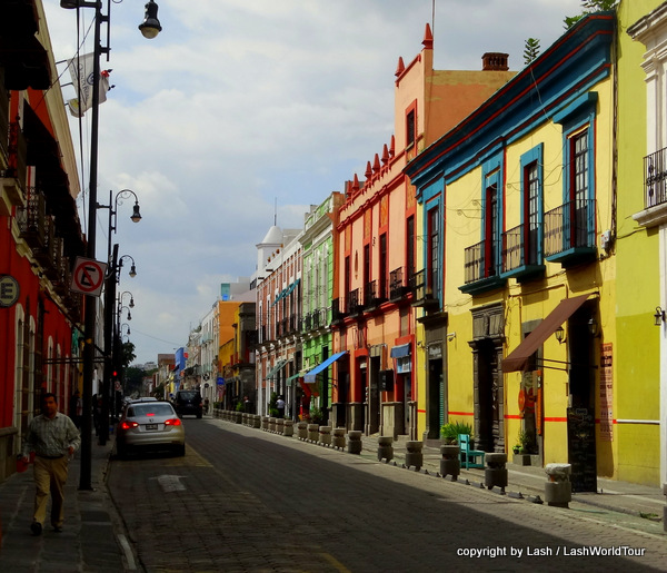 Puebla - Mexico - established in the early 1500s