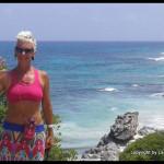 Lash at Isla Mujeres