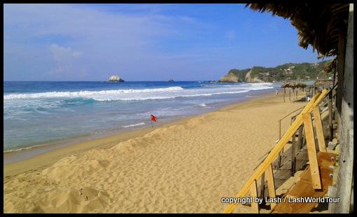 Zipolite Beach - Oaxaca - Mexico