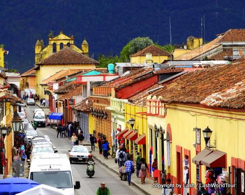 San Cristobal de Casas - Mexico