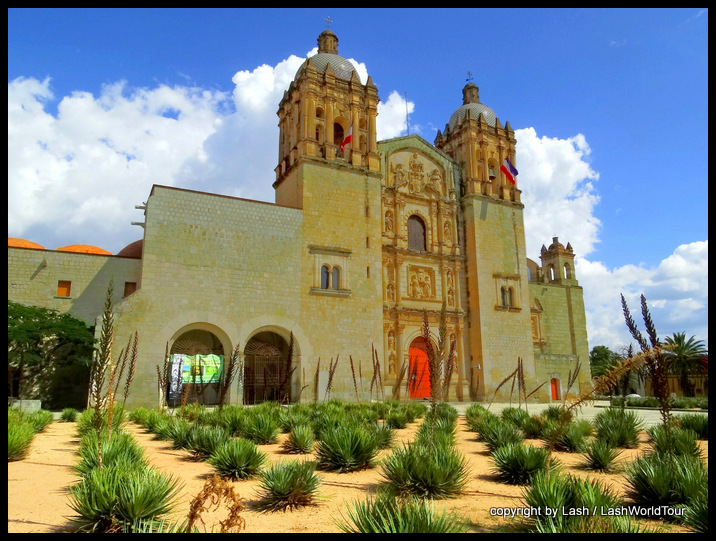Santo Domingo Cathedral - Oaxaca - Mexico