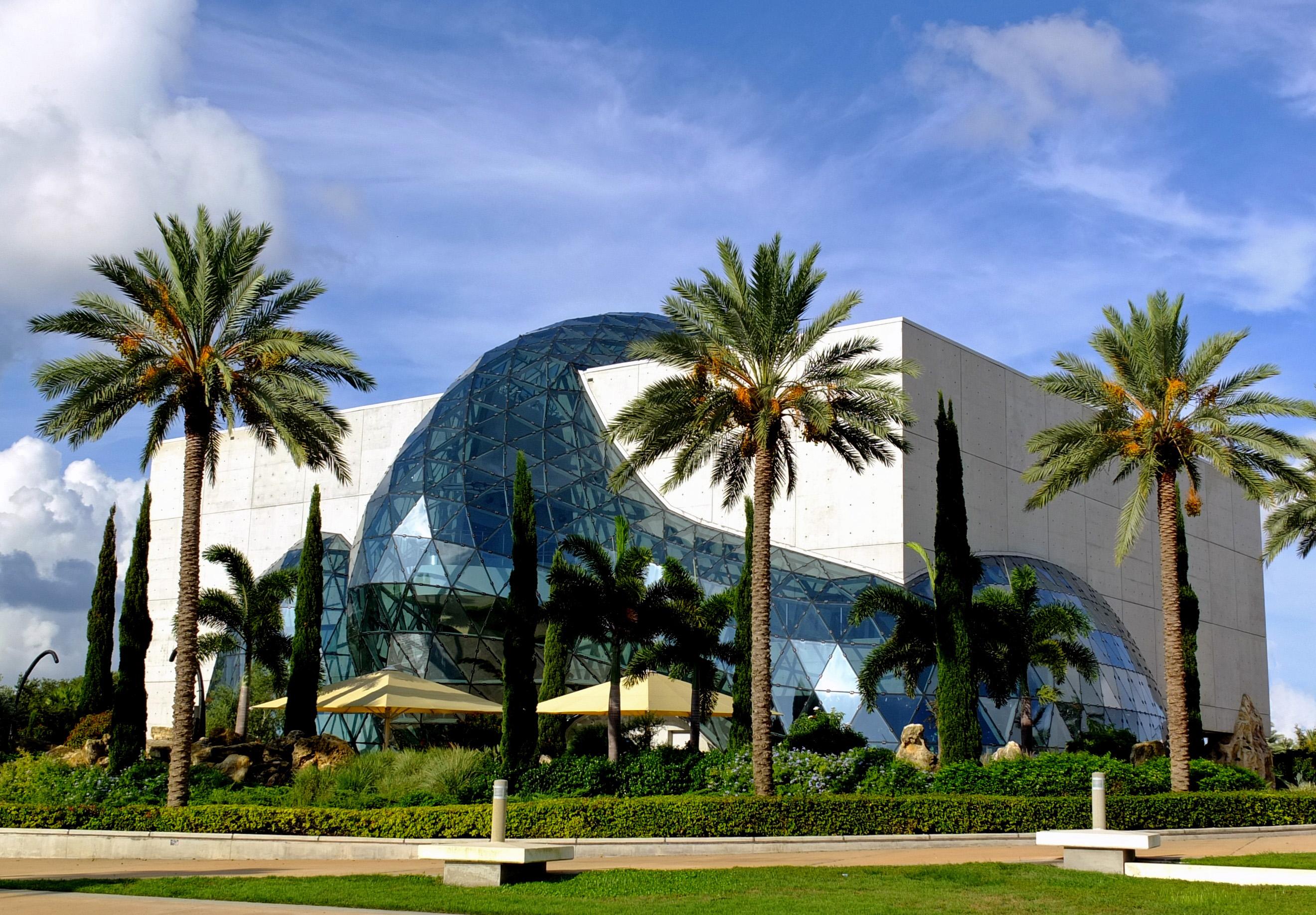 Dali Museum - St Petersburg - Florida