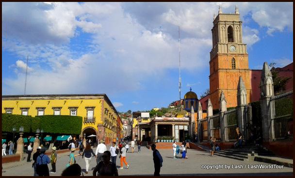 central San Miguel de Allende - Mexico