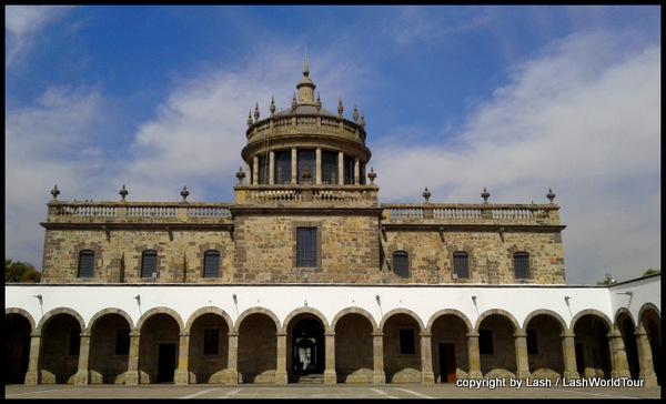 Instituto Cultural de Cabanas - Guadalajara