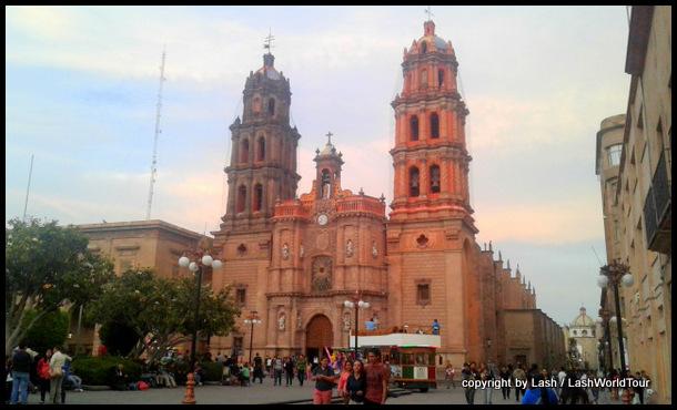 CAthedral of San Luis Potosi - Mexico