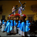 Silent Procession on Good Friday - San Luis Potosi