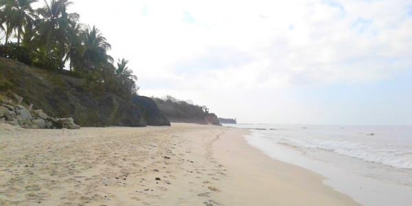 wild beaches at PUnta Mita - MExico