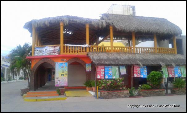 Hotel San Miguel - Cuyutlan - Mexico