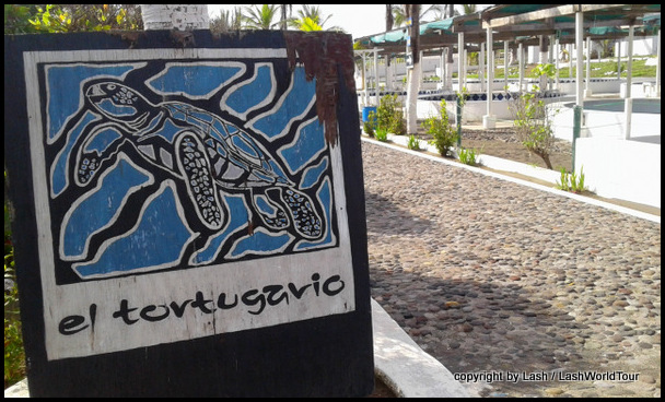 El Tortugeria - turtle sanctuary - cuyutlan