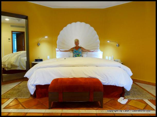 Lash staying at Casa Velas - Puerto Vallarta