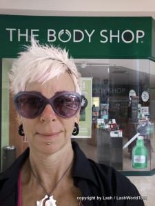 Lash at Body Shop in Mexico