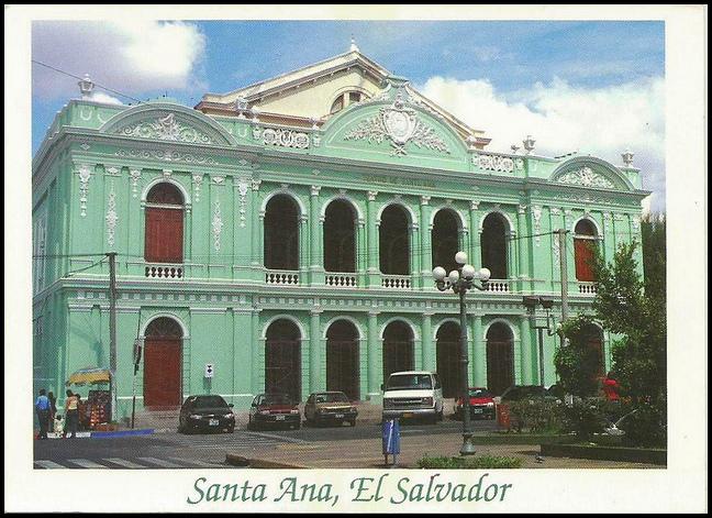 Santa Ana  postcard - by tico_manudo on flickr CC