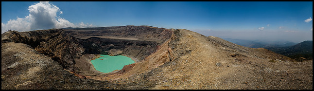 Volcan Santa Ana - photo by s4rgon on Flickr CC