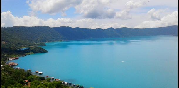 Lake Coatepeque – El Salvador