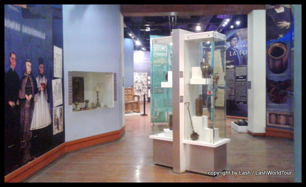 great exhibitions on the history of Honduras at the Museum of Honduras