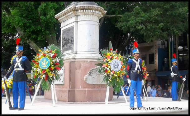 military event in Tegucigalpa - Honduras