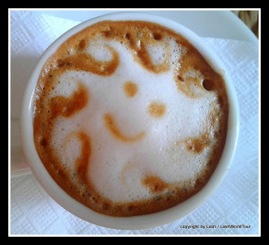 fancy espresso in Leon