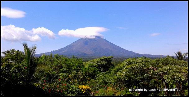 Conception Volcano - Ometepe Island