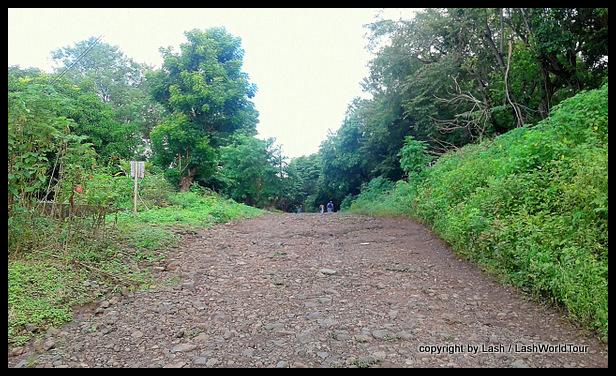 Omtepe's MAIN road!