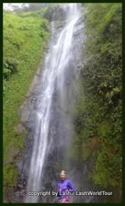 San Ramon Waterfall - Ometepe