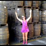 visiting Flor de Cana Rum factory - Nicaragua