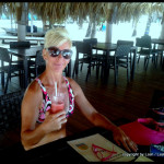 dining at Corn Islands